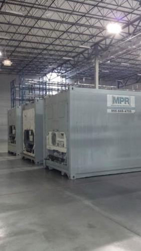 ups units in place